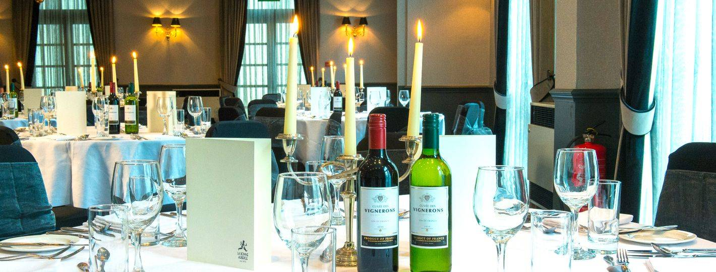 Glasgow city centre private dining venue