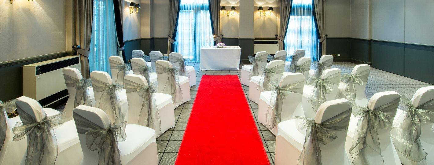 Glasgow city centre wedding venue