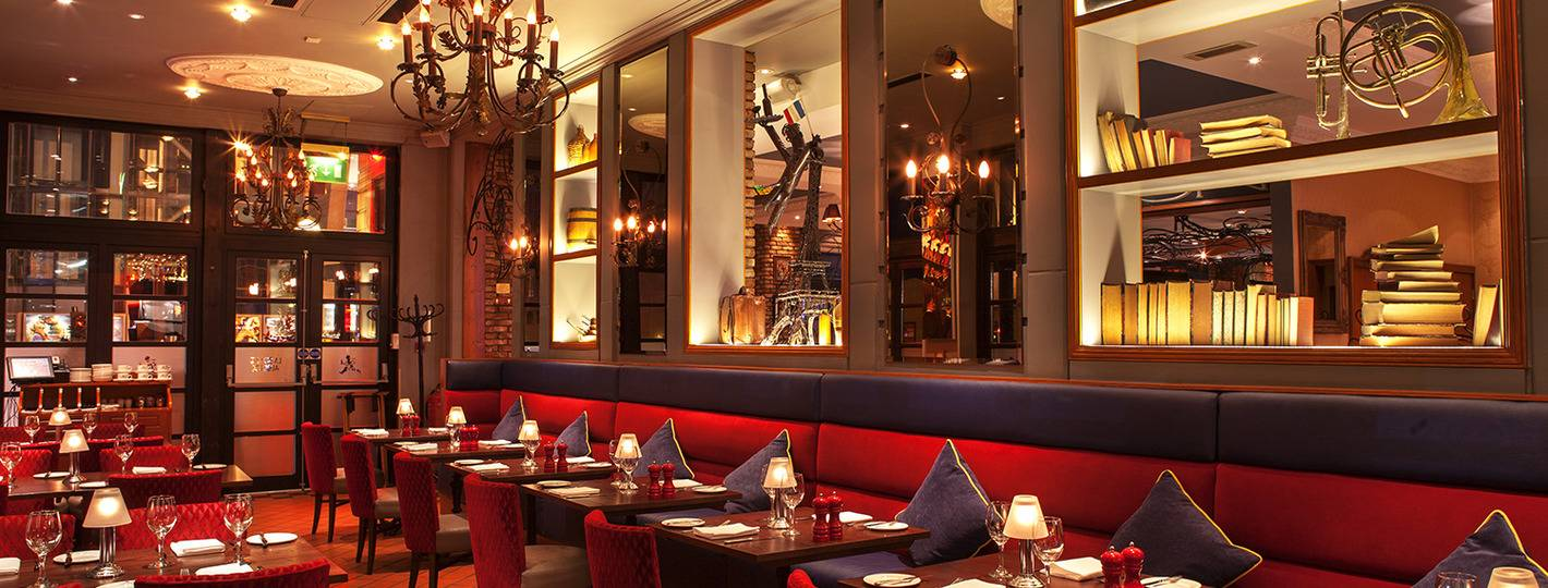 Award winning Glasgow Theatreland restaurant